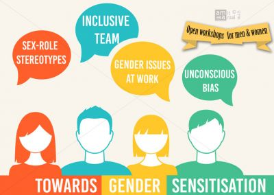 Gender sensitization variation 3