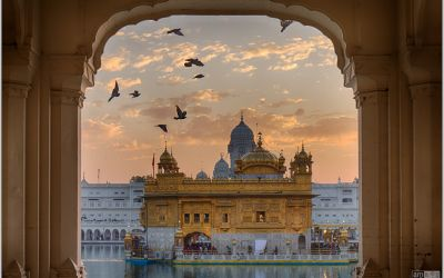 See the Golden Temple in a new light